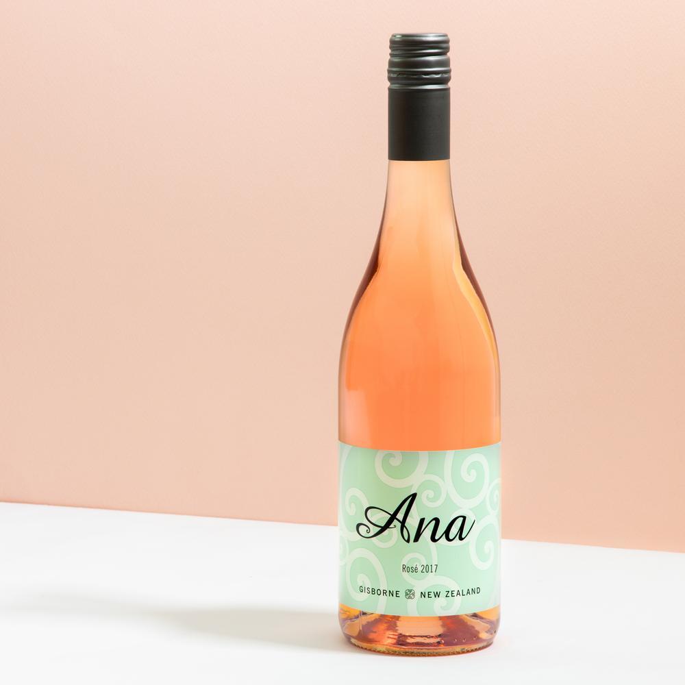 Ana Rose ana pinot noir rosé 2017   good pair days